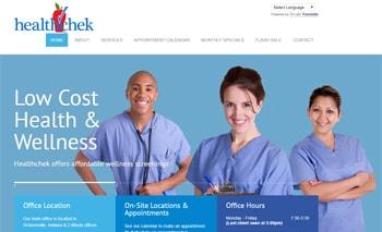 Healthchek Case Study